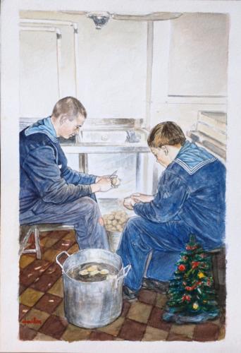 10. Sedov, joyeux Noël.