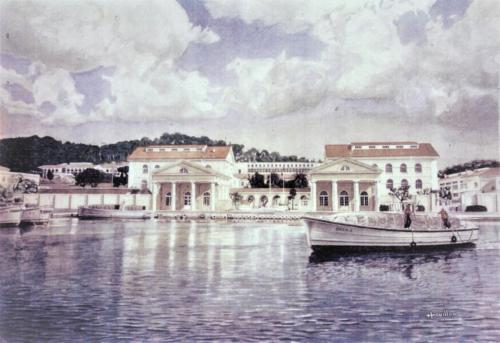 05. St Mandrier, Toulon école des mécaniciens.
