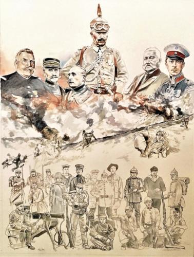 04. Morts pour la patrie, 1918.