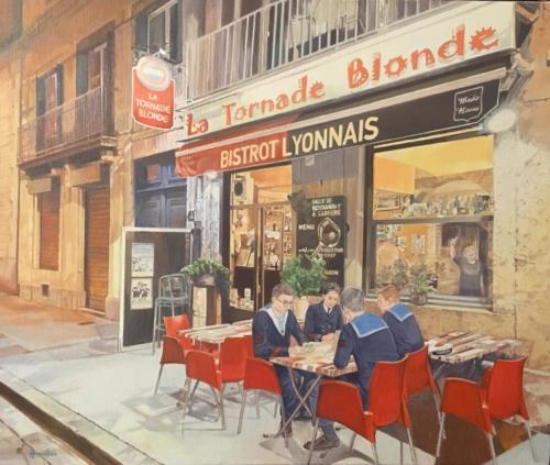 09. Lyon, la tornade blonde.